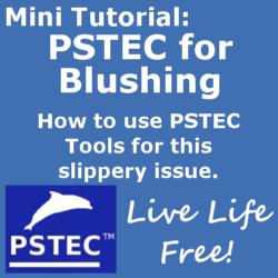 PSTEC for Blushing