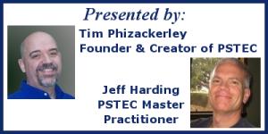 Tim Phizackerley and Jeff Harding