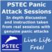 PSTEC Panic Attack Sessions