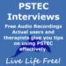 PSTEC Interviews