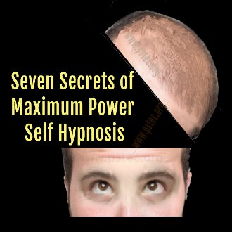 Seven Secrets of Maximum Power Self Hypnosis - 330x330