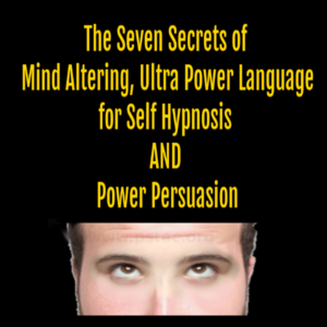 Language for Self Hypnosis